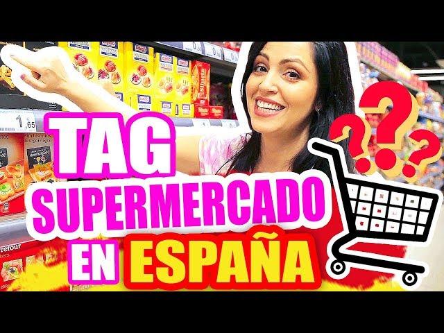 Tag Del Supermercado En España Caro O Barato Sandraciresart Golectures Online Lectures