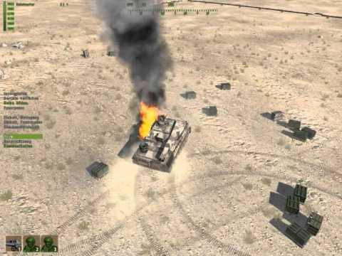 Bergepanzer 2 vs Europal