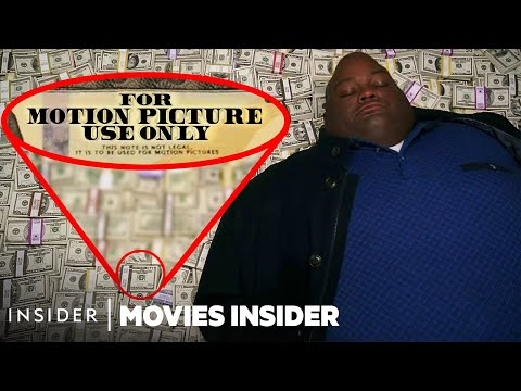 How Fake Money Is Made For Movies And TV | Movies Insider