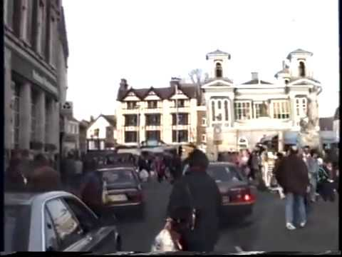 Kingston Upon Thames - December 1991