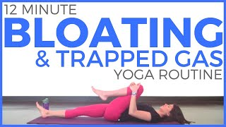 Yoga for Bloating, Digestion, Ulcerative Colitis, IBD & IBS