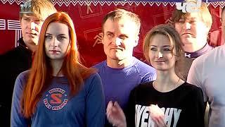 Спортивный Новомосковск 12.10.18