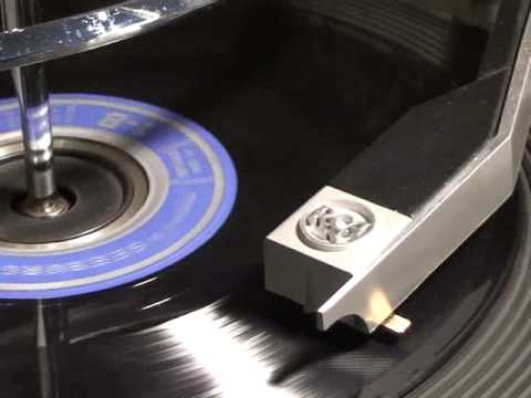 Seeburg background music record, 1950's instrumental (1B)