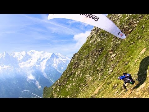Best Moments from Red Bull X-Alps 2013