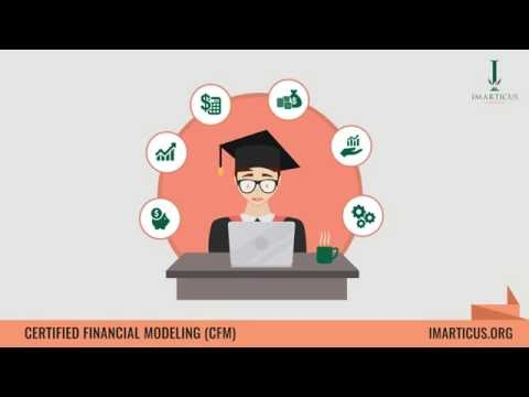 Certified Financial Modelling [CFM]- Introduction