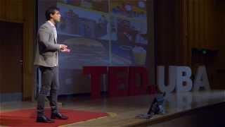 El marketing de la obesidad: Diego Sivori at TEDxUBA