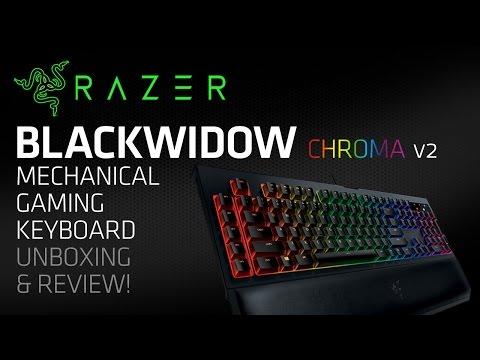 razer-blackwidow-chroma-v2-mechanical-gaming-keyboard-unboxing-&-review!