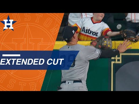 Extended Cut of Correa's homer in Game 2 of the ALCS