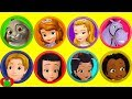 Disney Princess Sofia the First Play Doh Surprises
