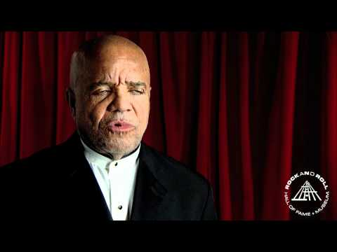 Backstage with Berry Gordy Jr.