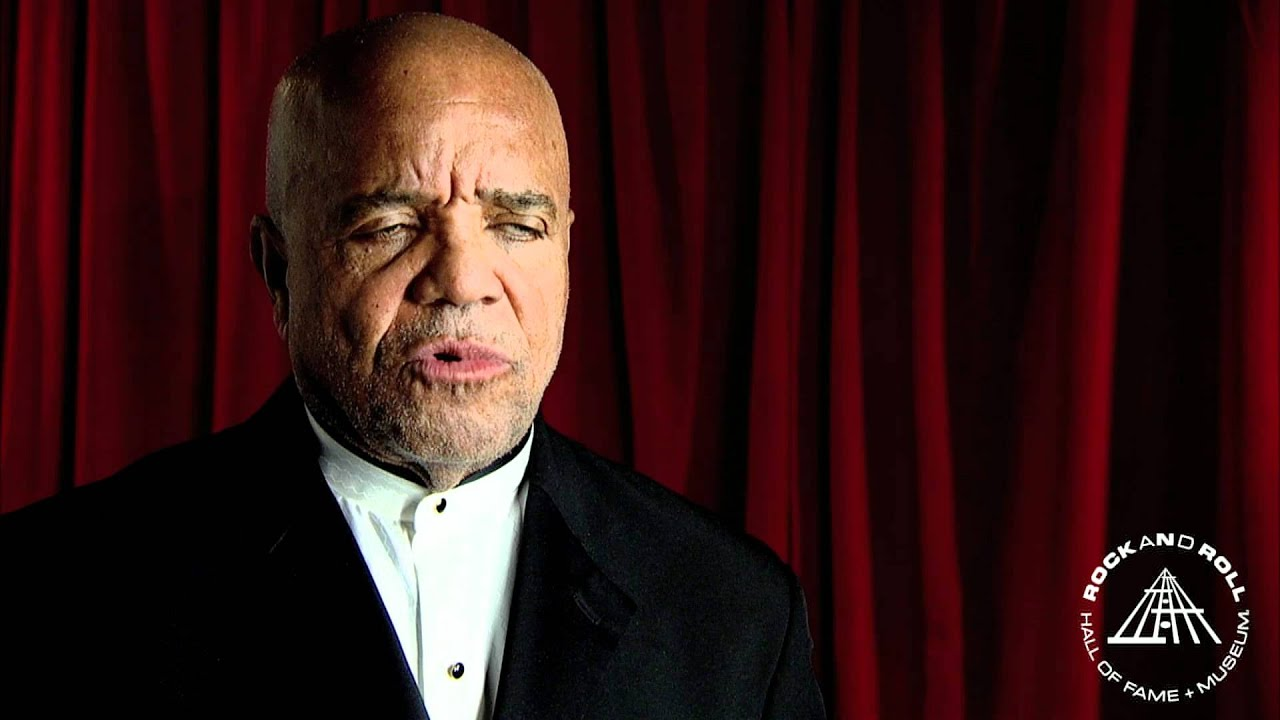 Backstage with Berry Gordy Jr. - YouTube