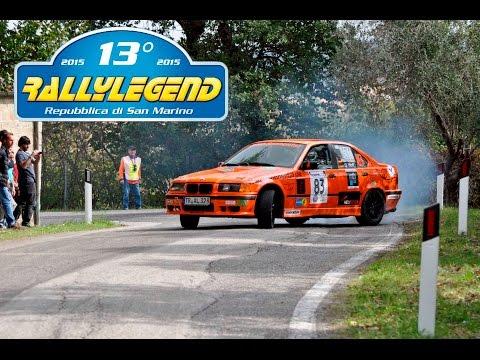 13° Rally Legend 2015 - Pure Sound, Show And Crash