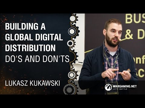 Building a Global Digital Distribution — Do's and Don'ts / L