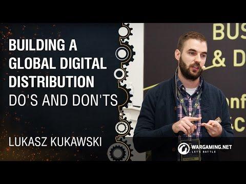 Building a Global Digital Distribution — Do's and Don'ts / Lukasz Kukawski / 11 bit studios