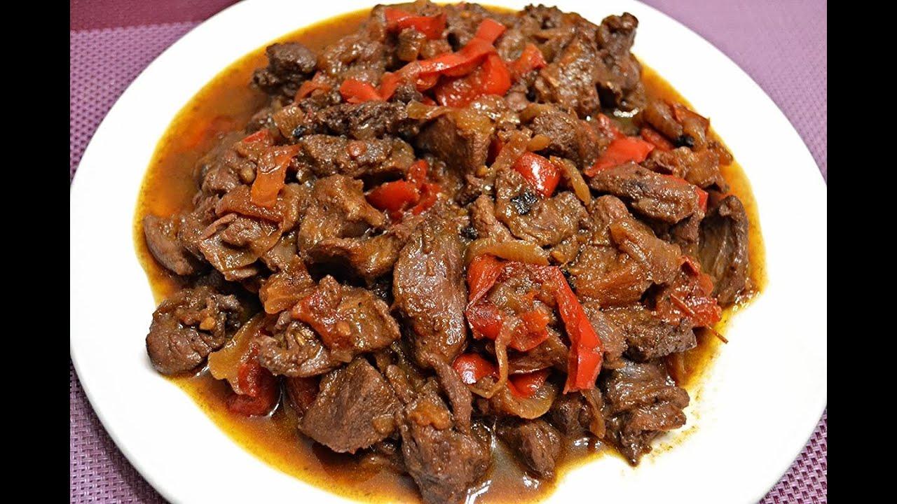 Рецепт мясо косули в вине — 9