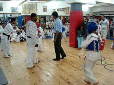 club taekwondo casablanca