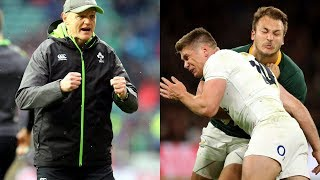 Alan Quinlan | Farrell 'tackle', back-row combinations, All-Black physicality, ruthless Ireland