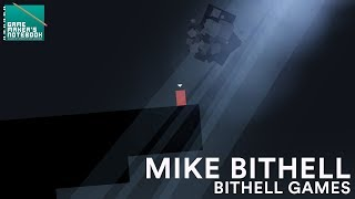 Mike Bithell of Bithell Games