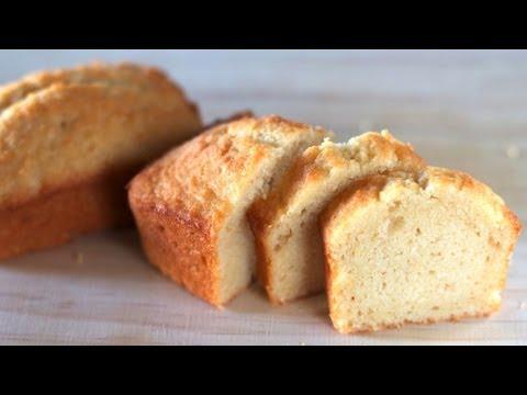 Okara butter cake (Banh dau nanh)