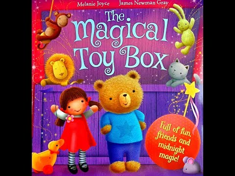 The Magical Toy Box | Story Time For Children