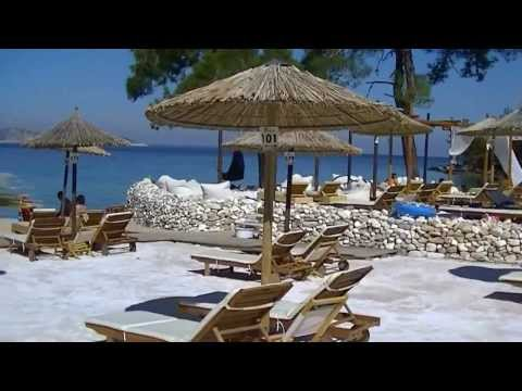 Thassos Guide - La Scala (Kohylia Beach)