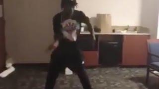 Lil Uzi Vert Dancing Like Michael Jackson To Gogo Music
