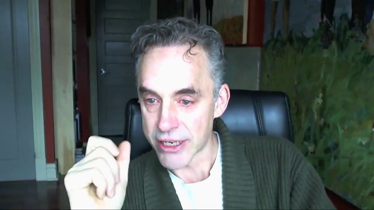 jordan b peterson crying about individualism youtube