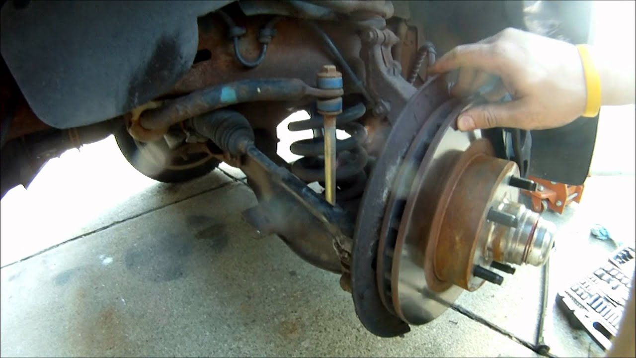 maxresdefault how to figure out front end clunks and knocks youtube dodge caravan front suspension diagram at bakdesigns.co