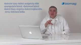 Video 01/21  účinky magnetoterapie  Biomag