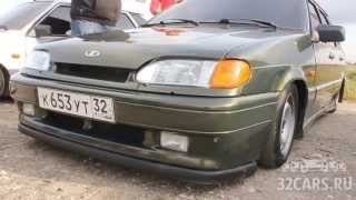 Встреча самых низких авто Брянска 13.10.2013
