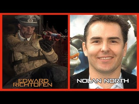 Characters and Voice Actors  Call of Duty: Black Ops II  Zombies
