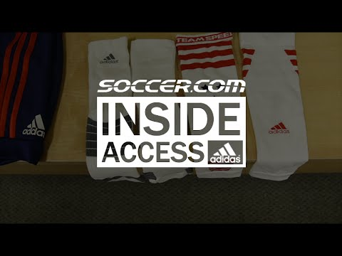 adidas Team Speed Sock System at the MLS All-Star Game - YouTube 4a02ce8e40d3