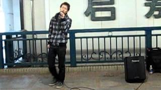 2011年11月9日 倉敷Street LIVE.