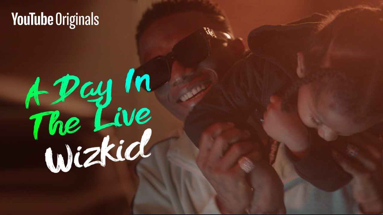 Inside the Rehearsal Room   A Day In The Live: Wizkid