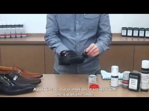 How To Use Shoe Cream