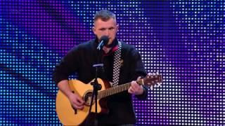 (Napisy)Brytyjski Mam Talent 7 - Robbie Kennedy