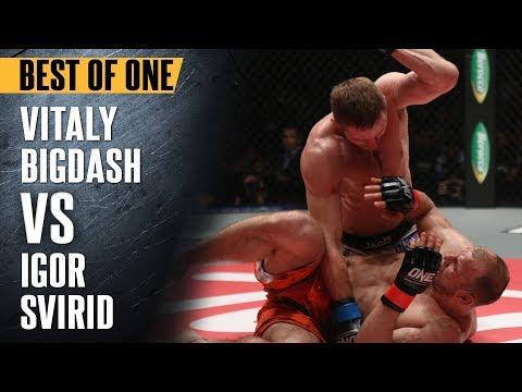 Vitaly Bigdash vs. Igor Svirid – Best Of ONE Championship