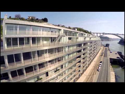 Habitat Invest - Rua do Ouro - Porto - Drone