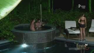 Repeat youtube video Éden Hotel 3x29 Melanie a hugyos