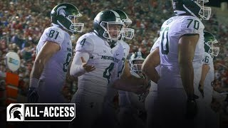 Michigan State Football vs Indiana | Spartans All-Access | September 22, 2018