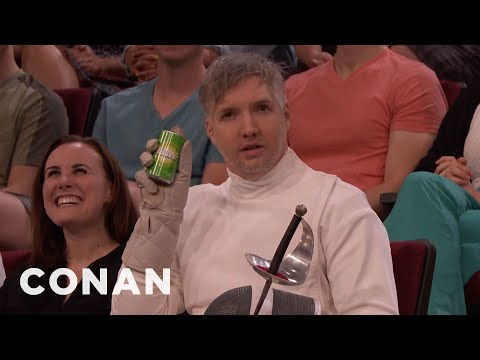 Thumbnail: Athletes Make Millions From Endorsement Deals - CONAN on TBS