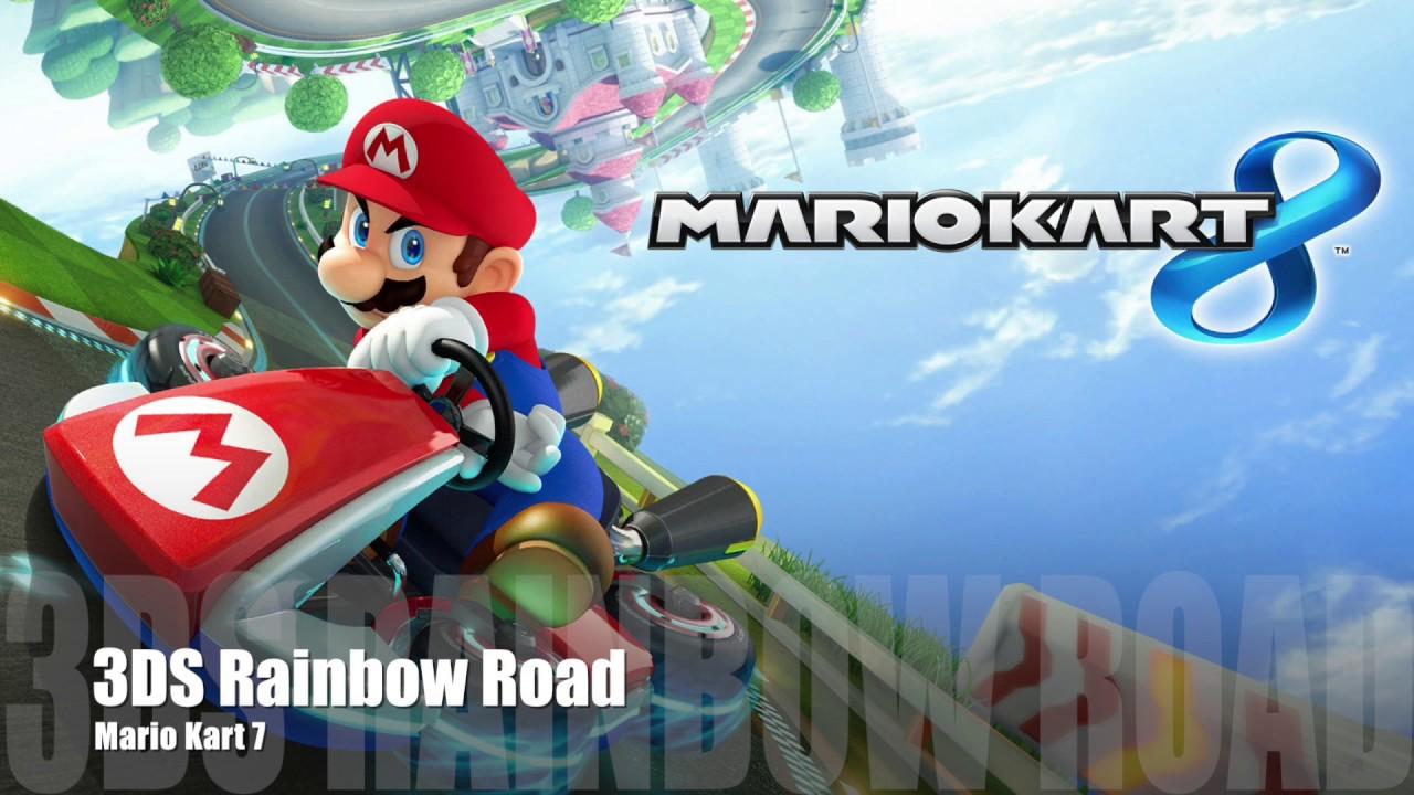 Mario Kart Fan Music 3ds Rainbow Road By Panman14 Youtube