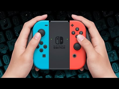 Nintendo Switch Hands-On: Hardware Overview