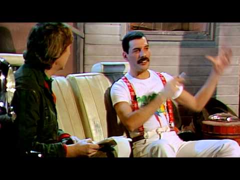 "Freddie Mercury ""The Bigger The Better"" Interview 1985 Part 2 RoSub!"