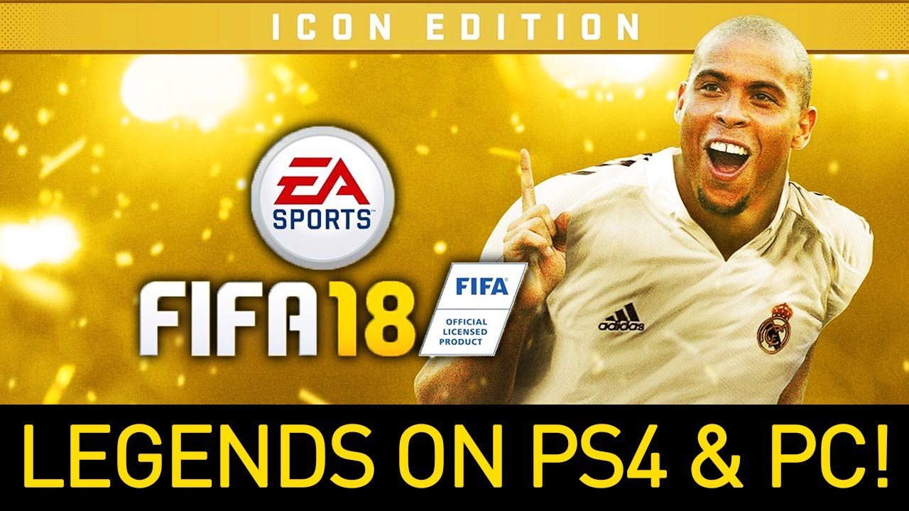 fifa 18 legenden ps4