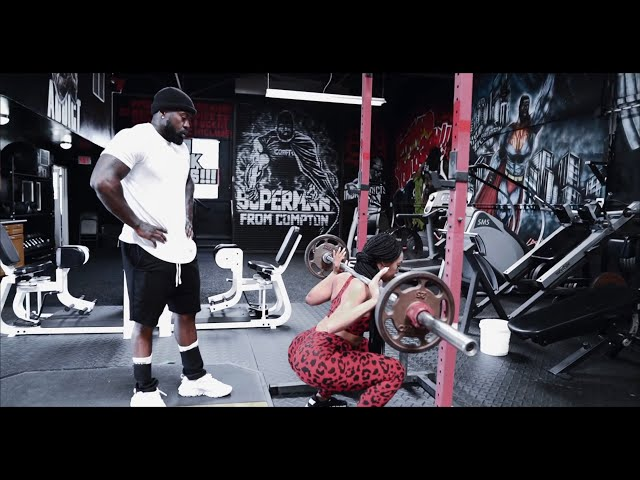 SQUATS ARE THE FOUNDATION  | Mike Rashid
