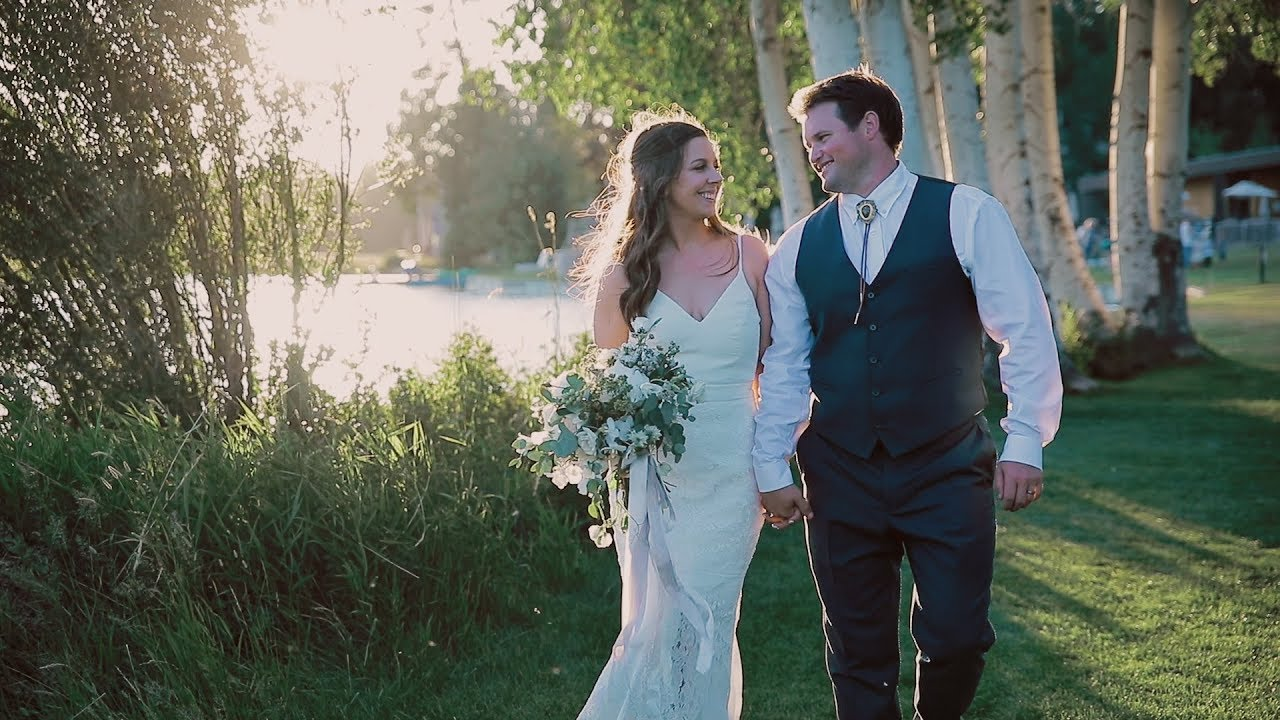 Katie and Quinn | Black Butte Ranch Wedding