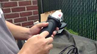 Harbor Freight Drill Master Angle Grinder
