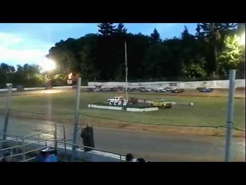 DB Racing 5-19-12 River City Speedway Main