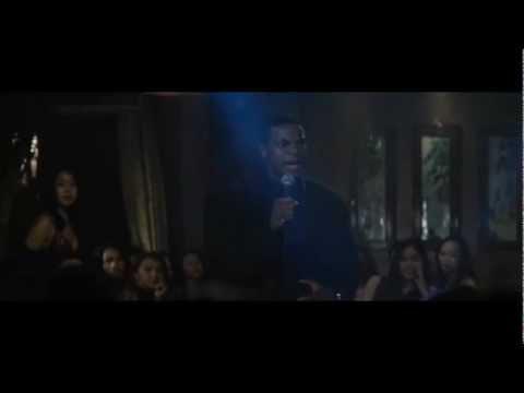Rush Hour 2 - Bar scene with James Carter Singing Michael Jackson